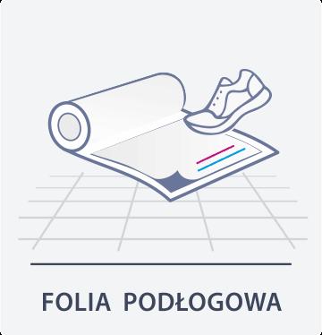 folia podłogowa Drukarnia DGprint.pl