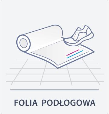folia podłogowa Drukarnia DGprint.pl 2