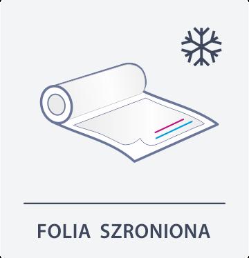 folia szroniona Drukarnia Dgprint.pl