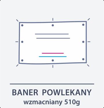 baner powlekany 510 g Drukarnia DGprint.pl 2