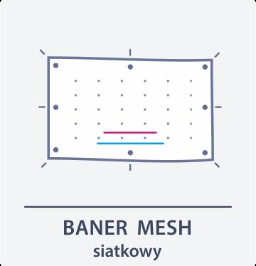 baner mesh Drukarnia DGprint.pl