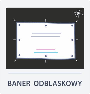 baner odblaskowy Drukarnia DGprint.pl 3