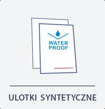 ulotki syntetyczne Drukarnia Dgprint.pl