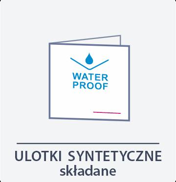 ulotki syntetyczne składane Drukarnia DGprint.pl 2