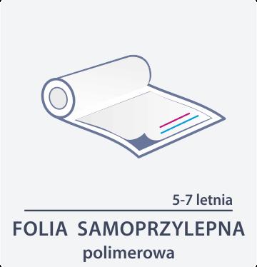 folia polimerowa Drukarnia Dgprint.pl