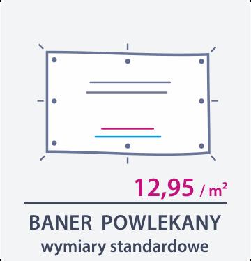 baner powlekany 510 g standard Drukarnia DGprint.pl