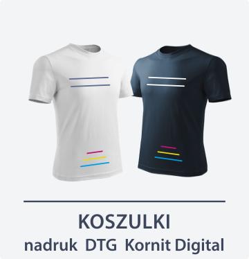 ikona koszulki z nadrukiem DTG Drukarnia DGprint
