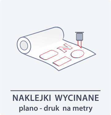 ikona naklejki folia plano Drukarnia DGprint.pl 2