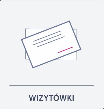 wizytówki Drukarnia DGprint.pl