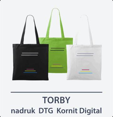 ikona torby z nadrukiem kolor Drukarnia DGprint.pl