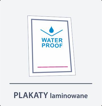 plakaty laminowane Drukarnia DGprint.pl